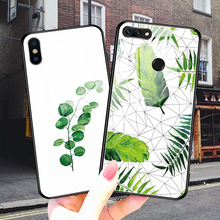 Luxury Tempered Glass Phone Case For iPhone 11 Pro Max X XS XR 8 7 6 6S Plus Cover