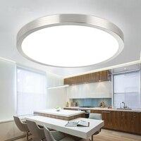 Luzes de teto para a sala estar lustres teto para hall lâmpada do teto moderna iluminação superfície montado quarto luminaria
