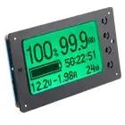TF03 100V 500A универсальный тестер емкости батареи индикатор напряжения тока панель кулонометр - 4