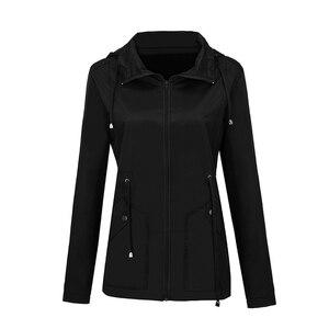 SFIT Women Casual Jackets Clot