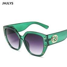 JHJLYS2019 fashion luxury cat eye sunglasses