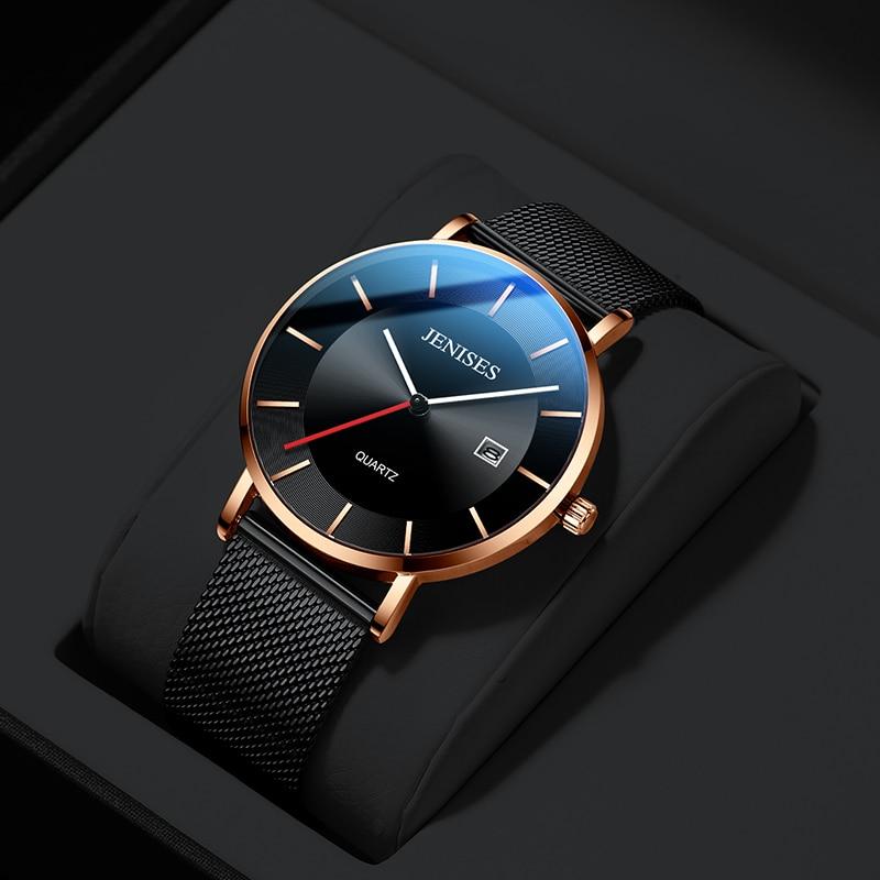 2020 Men Wrist Watches Man Luxury Brand Classic Business Waches Male Clock Quartz Wristwatch Watches For Men Relogio Masculino