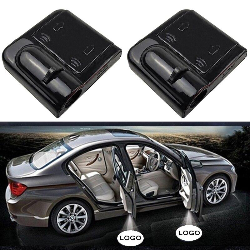 1PC Car Door Welcome Logo Light for BMW kia