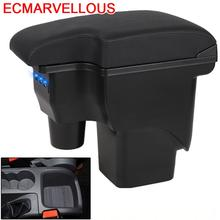 Car-Styling-Armrest Reposabrazos-Accessories Interior-Storage Rangement Classic Focus