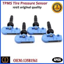 13581561 TPMS צמיג לחץ צג חיישן עבור שברולט קמארו אימפלה טאהו Traverse GMC סייר שטח יוקון 22853740 25789964