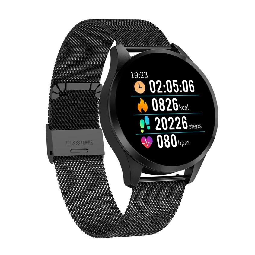 Новый фитнес-трекер с монитором артериального давления, часы с пульсометром, трекер активности, шагомер, цветные умные часы для женщин