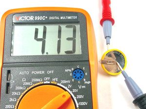 Image 5 - Nowy! 5 sztuk oryginalne LIR2450 2450 akumulator litowo jonowy 3.6V ogniwo monety bateria zapasowa akumulator innych CR2450