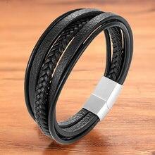 Tyo Модный новый дизайн браслет из натуральной кожи и для мужчин