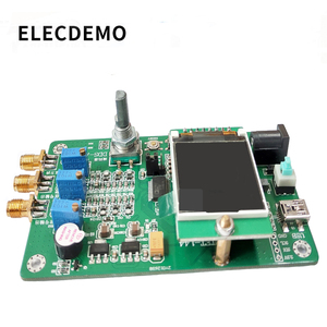 Image 2 - Módulo generador de señal AD9851 de alta velocidad DDS, función con LCD, programa de envío, Compatible con función de escaneo 9850