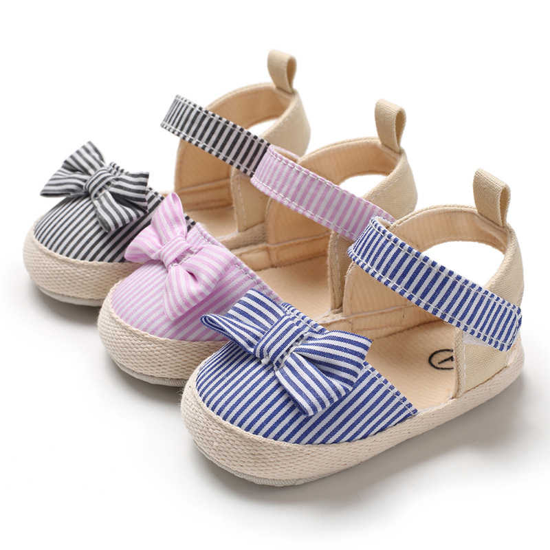 Baby Shoes Anti Slip First Walk Baby Print Princess Sandals Girls Cute Shoes Baby Girls Sandals Sapatos Infantil