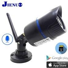 กล้อง Ip wifi 1080 P 960 P 720 P HD กล้องวงจรปิดไร้สายกันน้ำกลางแจ้งในร่มเสียง IPCam อินฟราเรดการเฝ้าระวังกล้อง
