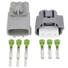 3 контактный автомобильный разбрызгиватель соединитель жгута