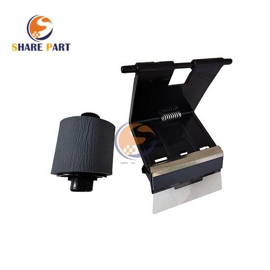 JC72 01231A JC97 01931A rullo di prelievo + pad di separazione per Samsung ML1710 ML1740 ML1510 ML1520 SCX4216 SCX4200 SCX4720 565