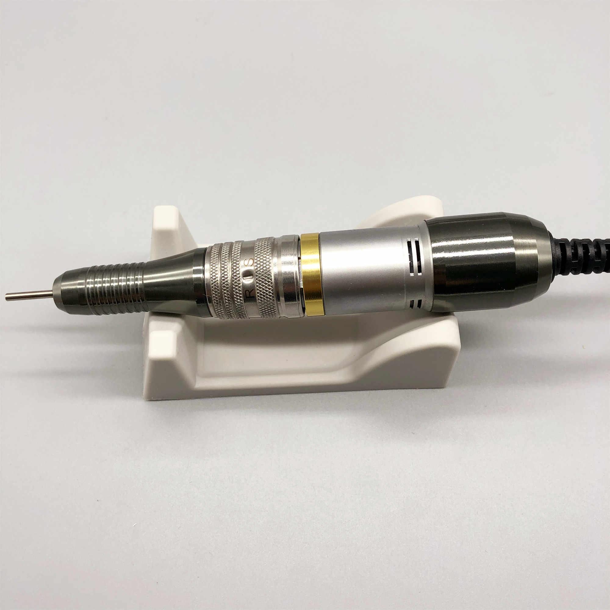 65W nowe, potężne 35000RPM-SaeYang SDH-H200 uchwyt 30000 obr/min maszyna do manicure manicure elektryczny wiertła narzędzie do paznokci