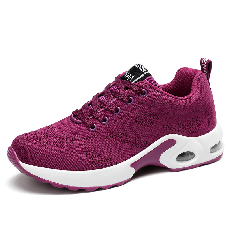 Women's Breathable Lightweight Running Sneakers 36