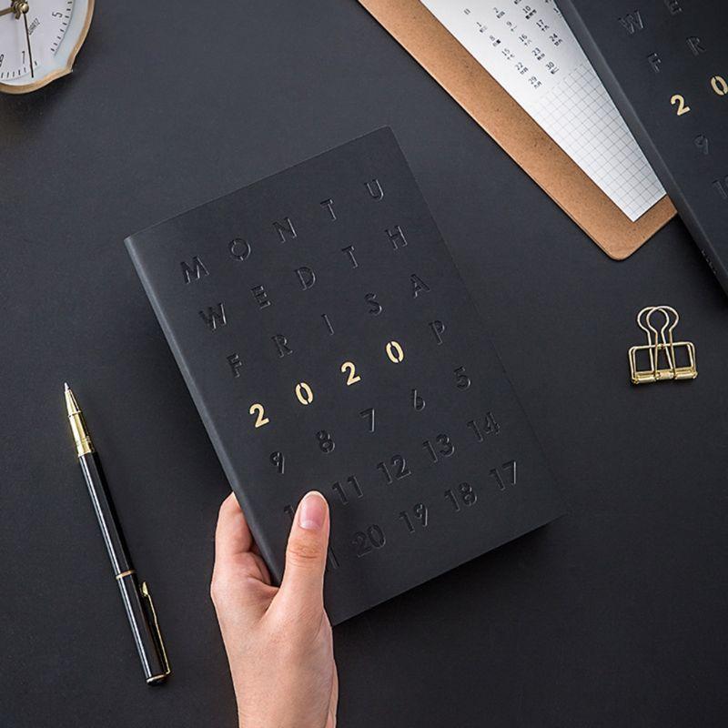 Планировщик, Ежедневник A5, записная книжка, органайзер, мини бизнес блокнот для путешествий