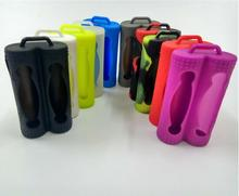 20pcs/lot High Quality 20700 Silicone Battery Storage Case Protective Cover Colorful Soft Rubber Skin for 2pcs 20700 Batteries