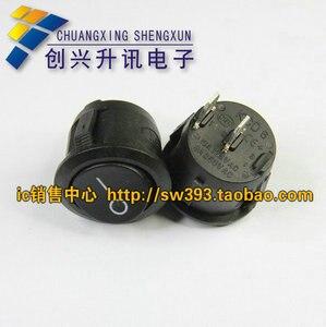 Бесплатная доставка. KCD1-105 круговой кулисный переключатель Error source медного ножного переключателя