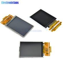 1.8 calowy 2.4 calowy kolorowy ekran TFT moduł wyświetlacza LCD napęd ST7735 ILI9341 interfejs SPI Serial 128*160 240*320 dla arduino