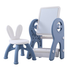children table chair thickened child back chair safety seat kindergarten student chair plastic stool