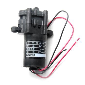 ZC-A250 Water Pump Mini Gear Pump Self-priming Corrosion-Resistant 12V qby 15 corrosion resistant double way pneumatic diaphragm pump 0 1m3 h