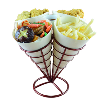 100 pcs/lot  Kitchen Baking Triangle Oil Paper Cups Food Oil Paper Fried Oil Paper Cups Fried Chicken Oil Paper Cups Baking Tool