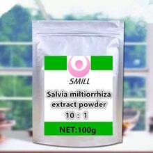 Extrait de Salvia en poudre/dan shen, 100g – 1000g, haute qualité, sans additifs, livraison gratuite