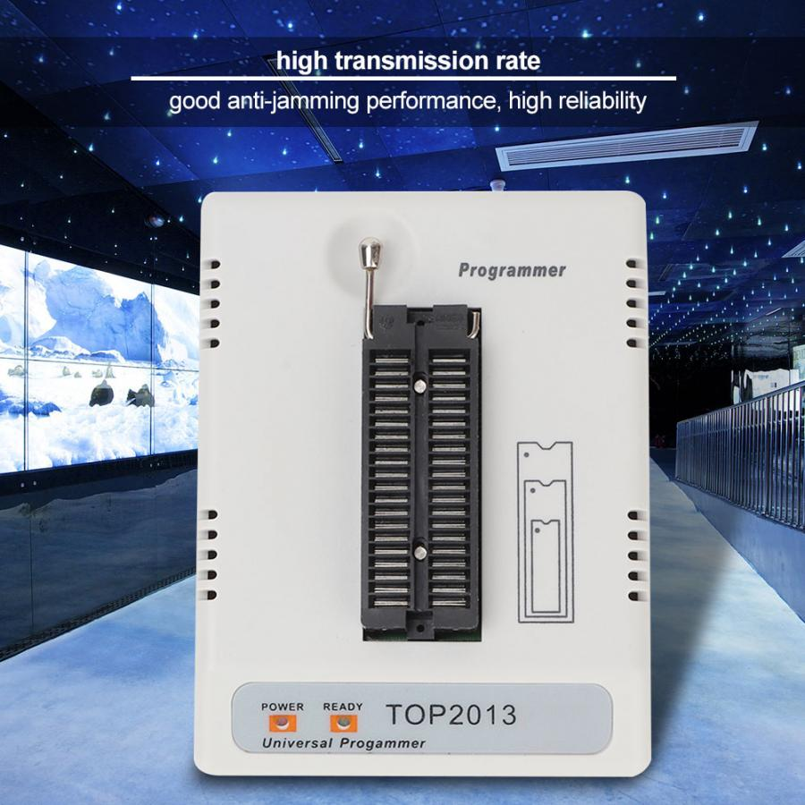 TOP2013 Universal Programmer Burner USB MCU Storage Devices for Win10//8//7//xp NEW