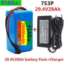18650 Battery Lithium-Ion-Battery-Pack Electric-Bicycle-Moped 24v 28ah 7s3p 24v2800mah