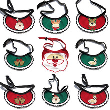 Pet Accessories Dogs Bibs Christmas Dog Bandana Pet Supplies Accessories for Dogs Scarf