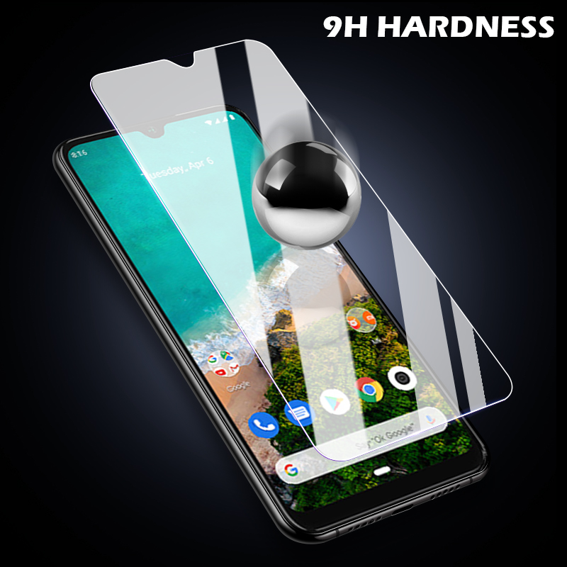 Image 3 - 3Pcs For Xiaomi Mi A3 MiA3 Tempered Glass Screen Protector Shield For Xiaomi Mi A3 Protective Glass Film 9H 0.26mm-in Phone Screen Protectors from Cellphones & Telecommunications on