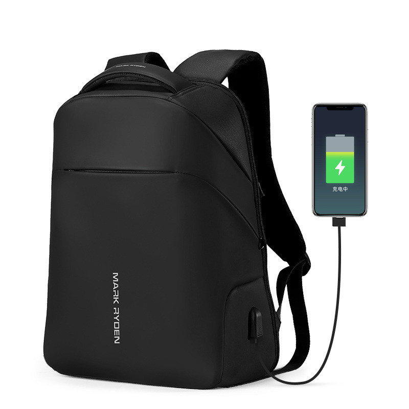 fashion Anti-thief TSA Lock Men computer Backpack Waterproof Raincoat 15.6 inch Laptop Bag School business casual Man Travel Bag