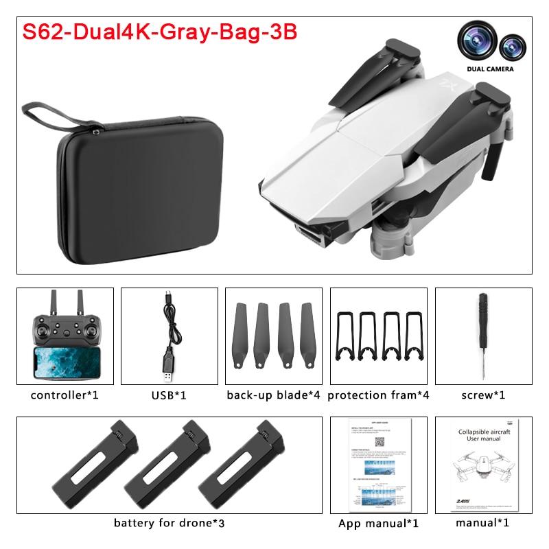 Dual4K-Gray-Bag-3B