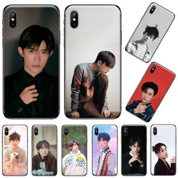TFBOYS Jackson Yee Boy group cover funda coque Phone Case for iPhone 11 12 pro XS MAX 8 7 6 6S Plus X 5S SE 2020 XR image