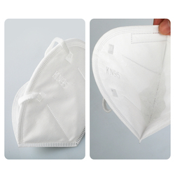 N95 Mask KN95 Face Mask FFP2 Disposable Mask Reusable Mouth Masks Non Woven PM2.5 Anti Dust Masks FFP2 KN95 Face Masks N95 FFP2 4