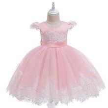 Детское платье принцессы Белоснежки на Хэллоуин, платье Спящей красавицы, платье для костюмированной вечеринки, детское платье с цветами, костюм