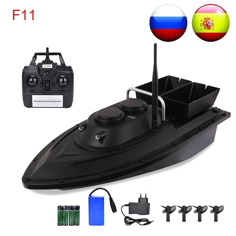 F11 F13 рыболовная приманка лодка 1,5 кг наживка корабль для рыбалки приманка лодка эхолот рыболокатор 500 м RC рыболовное снаряжение