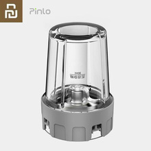 Youpin Grinding Cup home kitchen Cooking Machine Stainless Steel Blunt Knife Holder Mixer High strength Glass Body Grinder