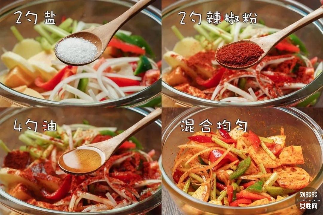 三汁燜鍋的做法 三汁燜鍋醬料配方6