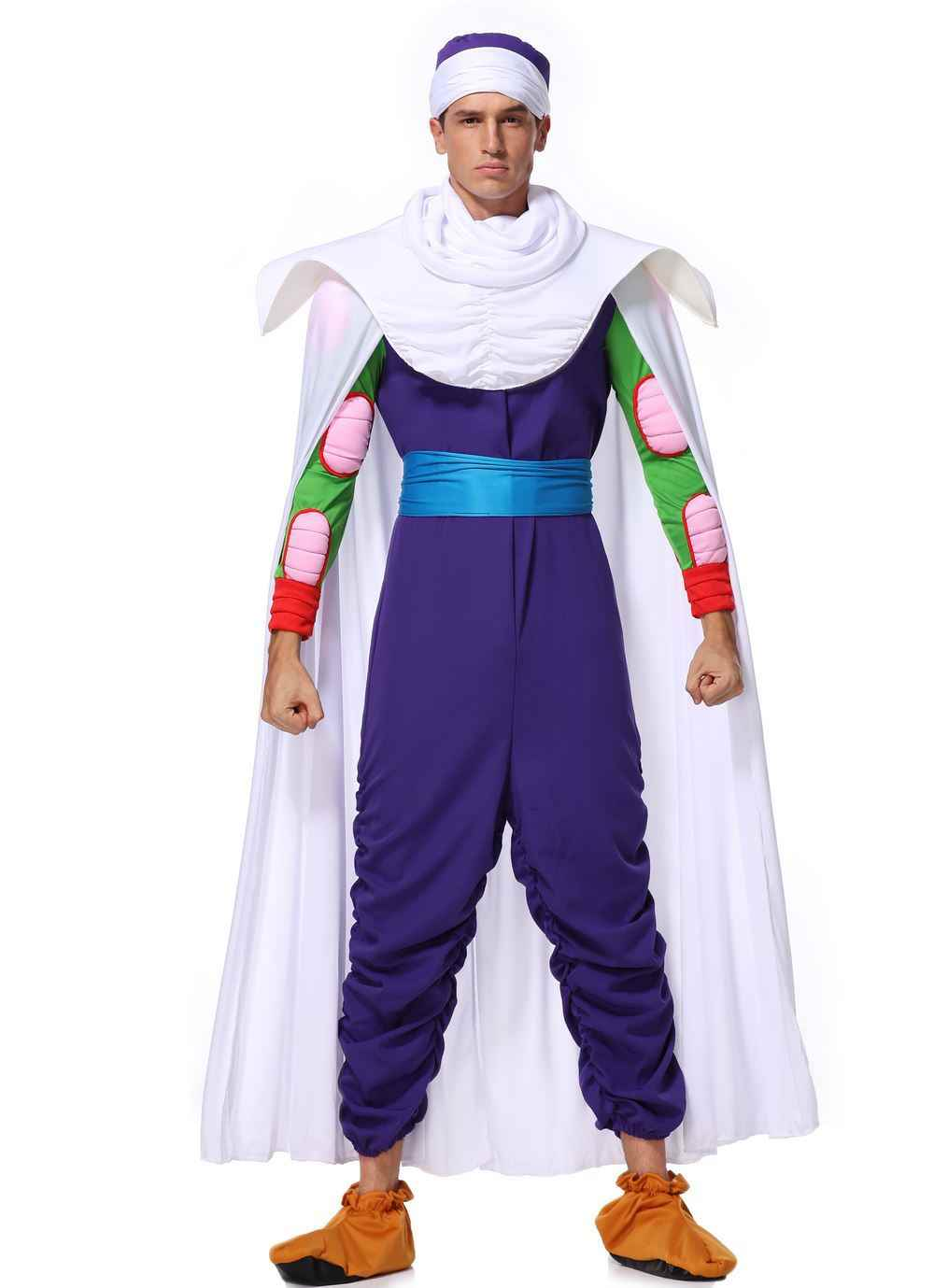 Déguisement de Cosplay végéta de luxe Anime DRAGON BALL adulte Super Saiyan bataille Spandex combinaisons déguisement d'halloween pour adulte