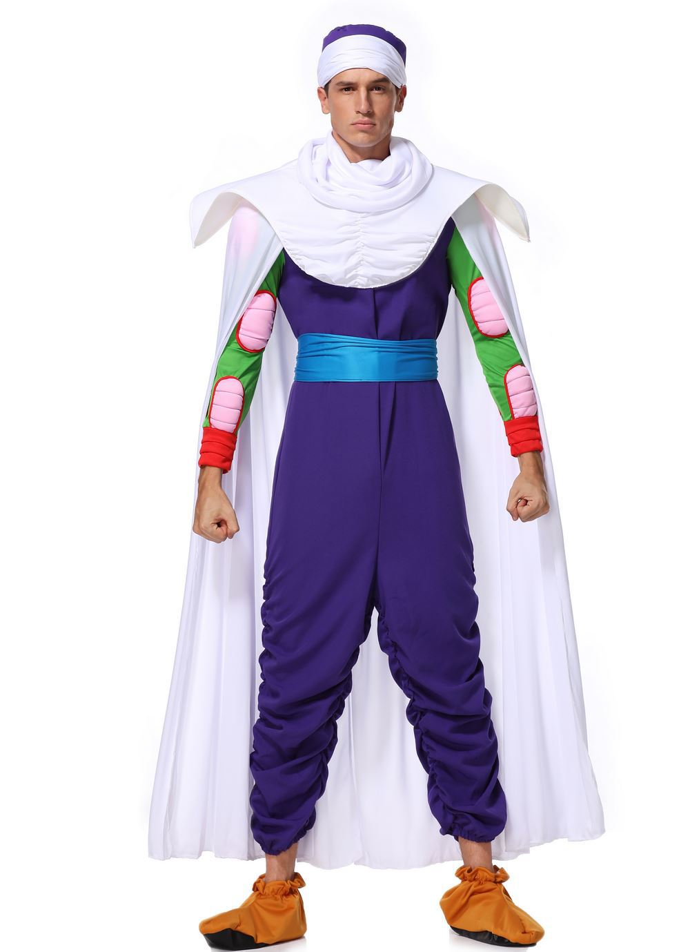 Deluxe Anime DRAGON BALL Vegeta Cosplay Costume Adult Super Saiyan Battle Spandex Jumpsuits Halloween Costume For Adult
