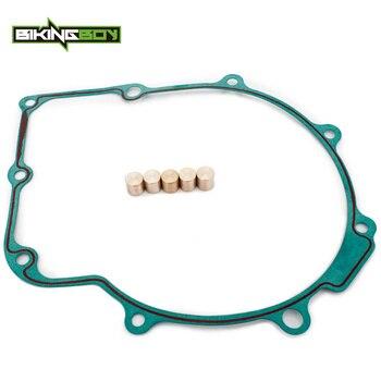 BIKINGBOY Wet Clutch Brass Slugs Kit + Gasket For HiSUN UTV 500 700 Massimo / Benche / Supermach / Coleman / Qlink / Club Cadet