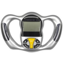 Прибор для измерения жира тела измерительный прибор для измерения жира ИМТ анализ жира ручной 6 секунд измерительный прибор для измерения жира