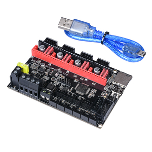 Image 5 - BIGTREETECH BTT SKR MINI E3 V1.2 32 Bit Control Board Integrated TMC2209UART RGB Marlin For Ender 3/5 Pro 3D Printer Parts