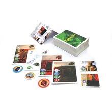 Splendor İngilizce ve İspanyolca çocuklar için kart oyunu yetişkin okul aile partisi kurulu oyunu finansmanı yatırım oyun kartları masa oyunu