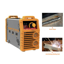 Household Industrial Grade Double Voltage Stainless Steel Iron Working Tool DIY Equipment Mini Portable Welding Machine