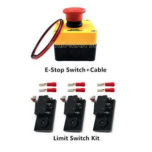 Image 4 - Mach3 5 osi STB5100 USB karta ruchu elektroniczny pakiet dla WorkBee CNC maszyna grawerująca pulpit DIY ołów frezarka CNC