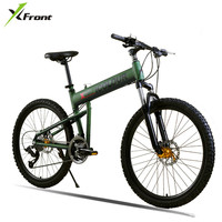 Mountain Bike Aluminum Alloy Frame 26 inch Wheel 27 Speed Damping MTB Outdoor Sports Road Downhill Bicycle|Bicycle|   -