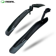 RBRLQuick Release Bicycle Mudguard Mountain Bike Fenders Set Mudguards Bicycle Mudguard Wings For Bicycle Front And Rear Fenders