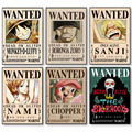 One Piece Luffy Poster And Prints Retro Anime Canvas Painting wall Art Decoration Mural Home Kids Room Wall Decor Cuadros
